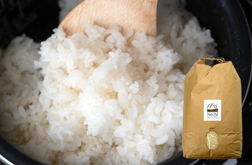 令和3年度米 糸魚川 根知谷産コシヒカリ