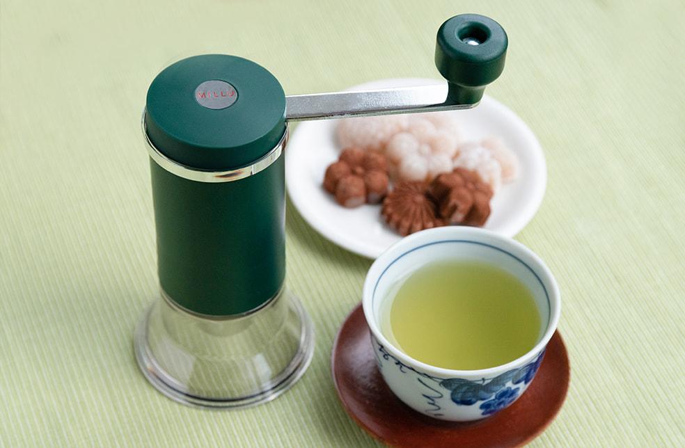 MILLU お茶ミル