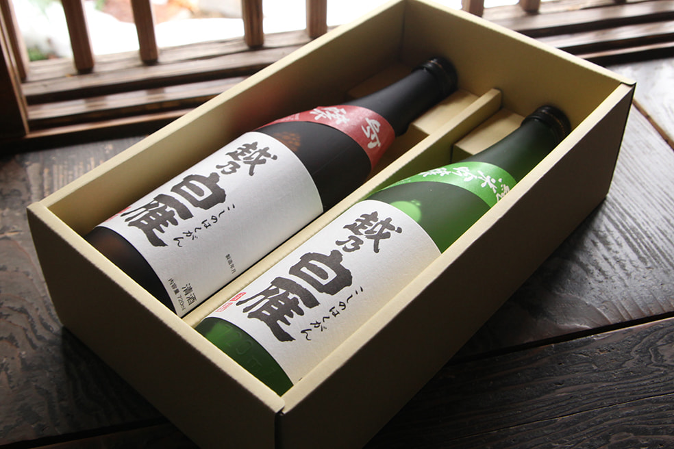 越乃白雁 日本酒ビギナーセット(吟醸・純米吟醸)