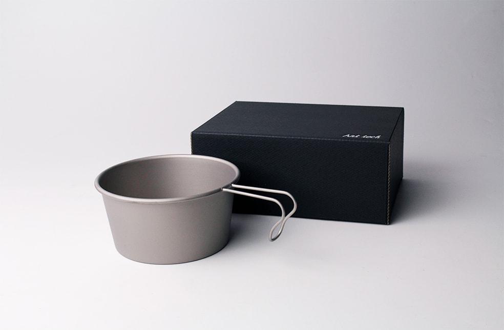 チタンシェラカップ