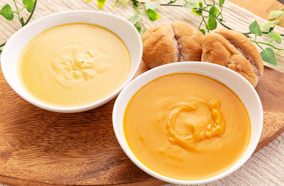 洋食店のミックススープ