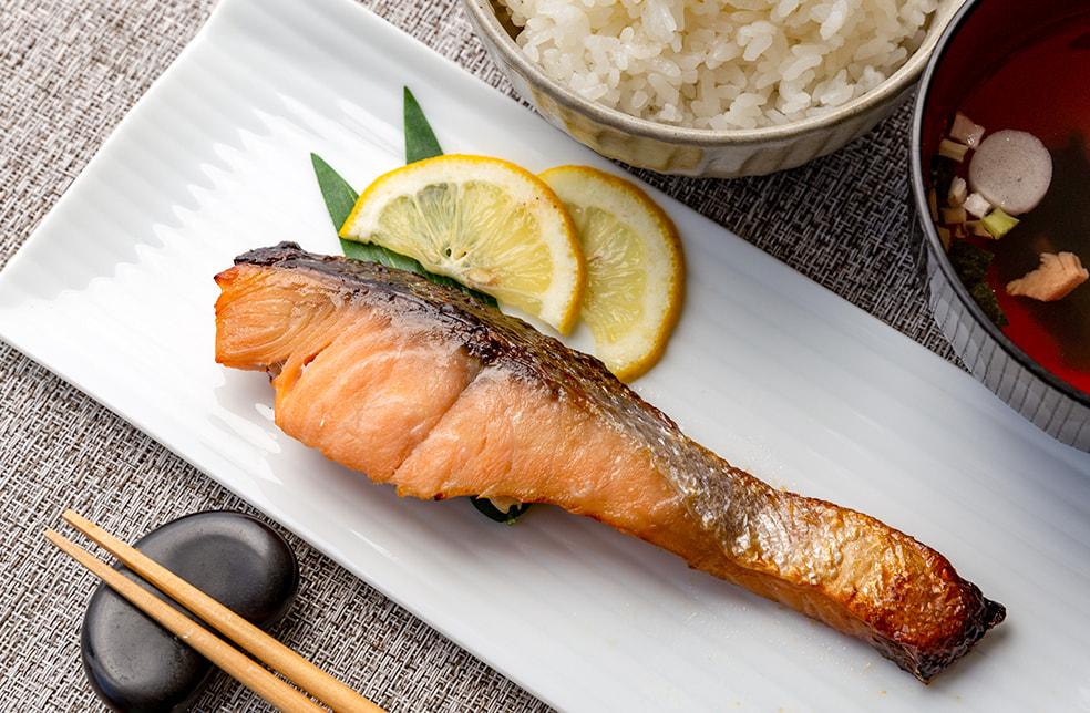 うまいもの篠原の漬魚セット