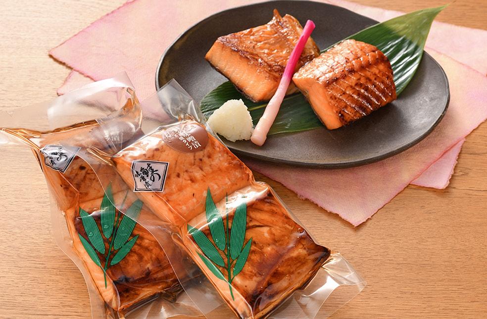 割烹の味 鮭の味噌漬(焼タイプ)