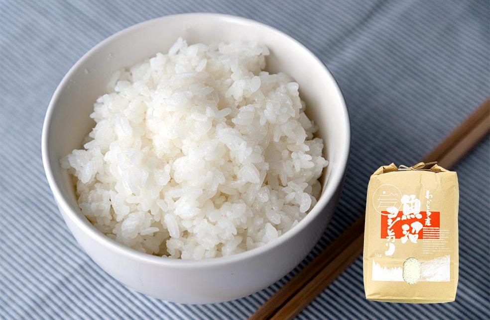 予約注文:令和3年度米 魚沼産コシヒカリ(棚田栽培・特別栽培)