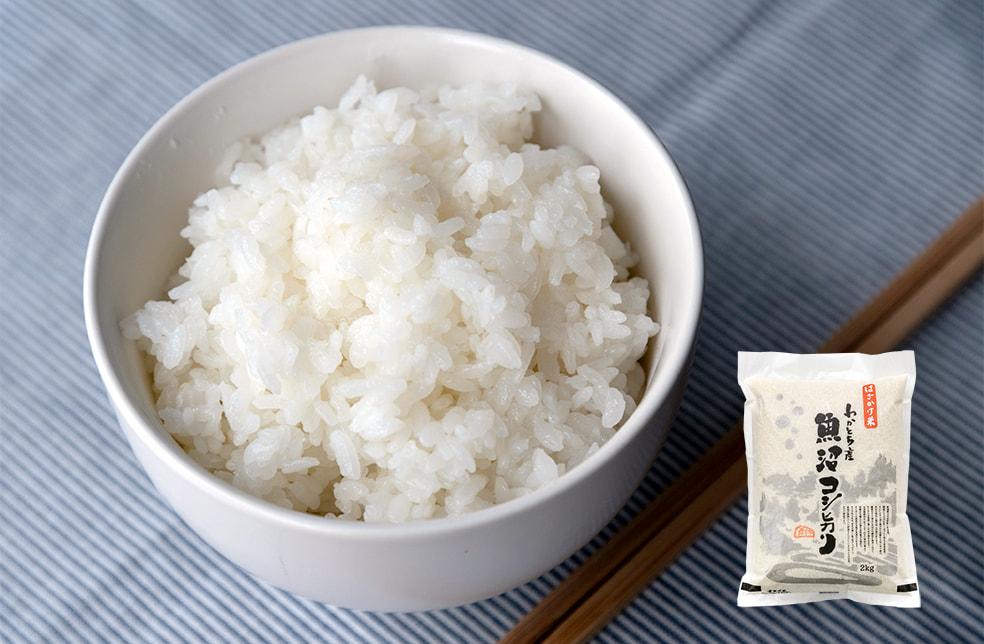 予約注文:令和3年度米 魚沼産 はざかけ米 コシヒカリ(従来品種・棚田栽培・特別栽培)