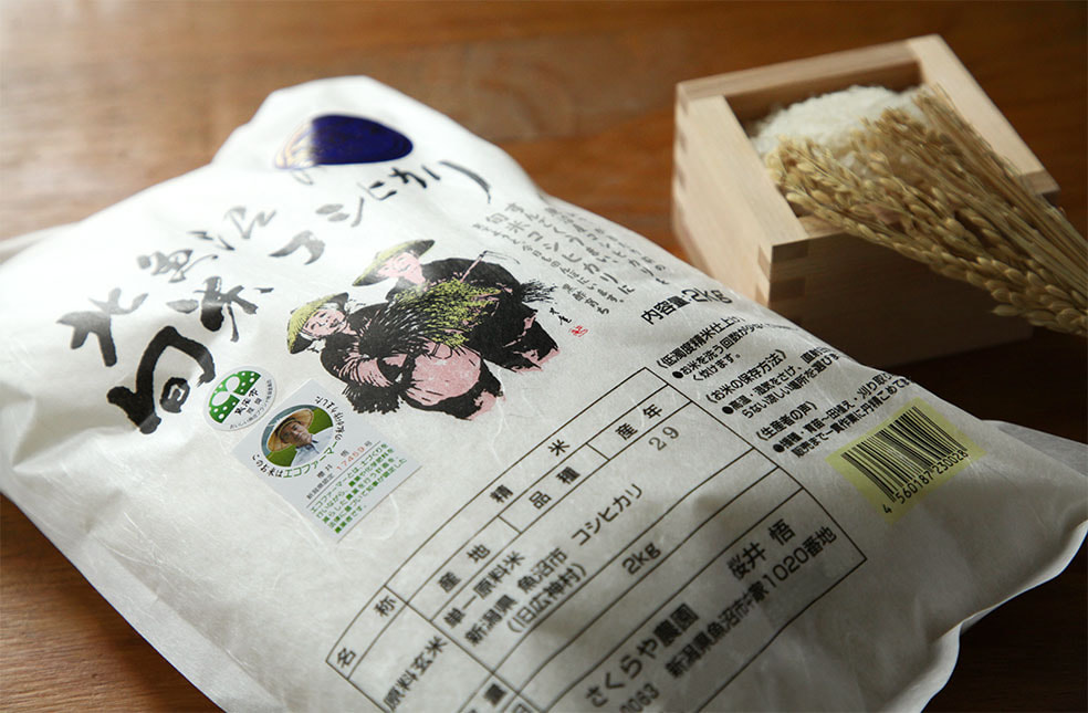 令和元年度米 北魚沼 旬米コシヒカリ(従来品種・無洗米)