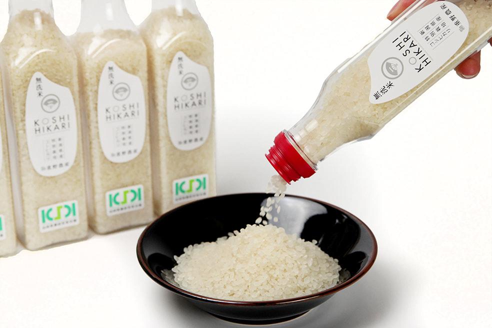 予約注文:令和元年度米 新潟産コシヒカリ(特別栽培米・無洗米)
