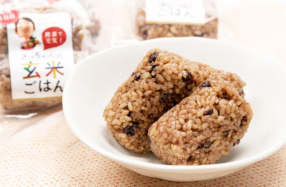 さっちゃんの酵素玄米ごはん