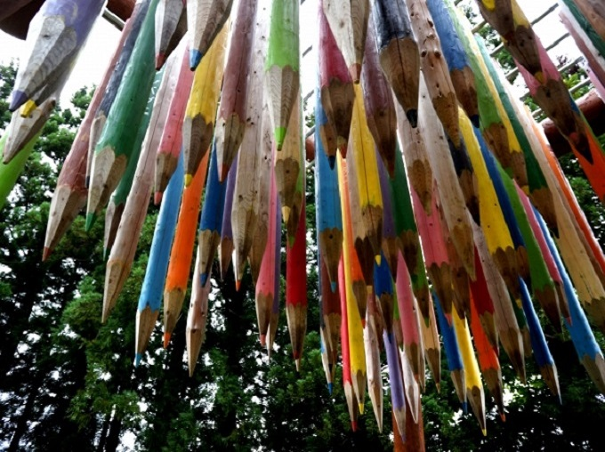 【アートの街】大地の芸術祭・雪まつりの開催地