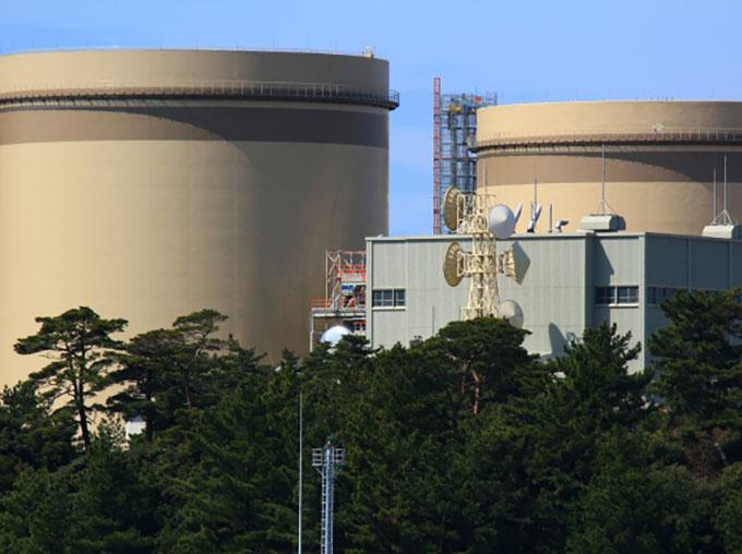 議論の的となる原子力発電所