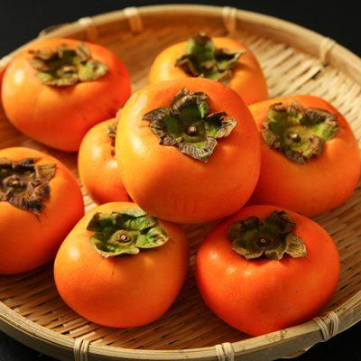 予約注文:越王八珍柿(種なし)