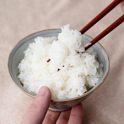 強いうま味が美味しい能生米