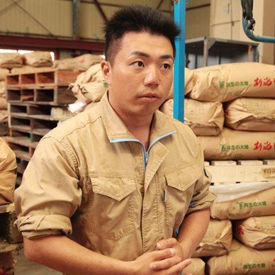 新潟の農業の未来を担う相沢大樹さん