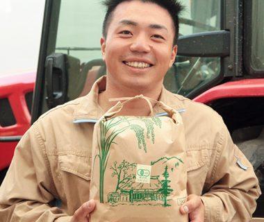 30年度米 新発田産コシヒカリ(有機栽培米)
