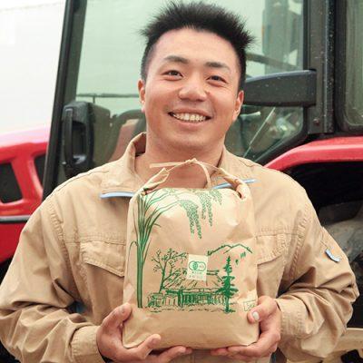 令和元年度米 新発田産コシヒカリ(有機栽培米)