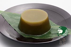 3.抹茶水羊羹