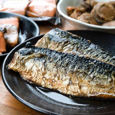 焼漬けは新潟県の伝統的な郷土料理