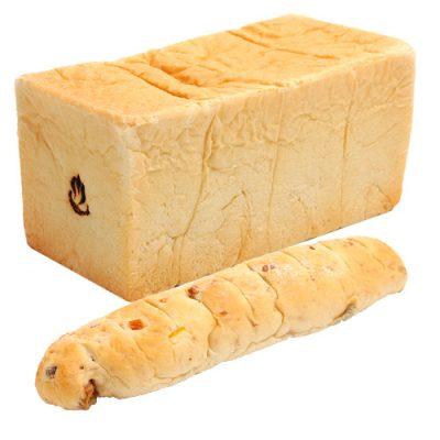 温泉食パン・五頭の恵みセット