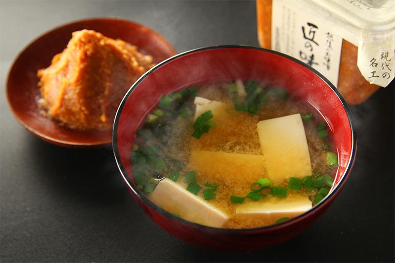 毎日の食卓に美味しいお味噌汁を!