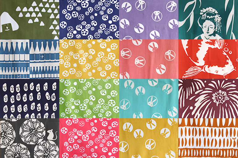 16種類の豊富なデザインをご用意!