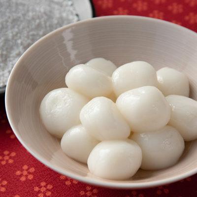 年代問わず食べやすい白玉