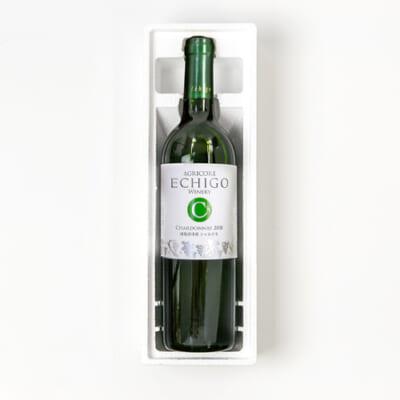 越後ワイン シャルドネ(白)750ml