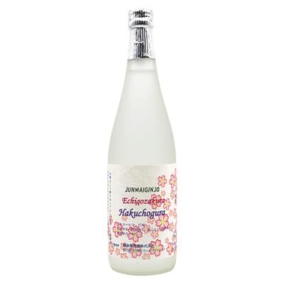 越後桜白鳥蔵 純米吟醸 720ml(4合)