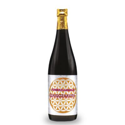越後桜白鳥蔵 純米大吟醸酒