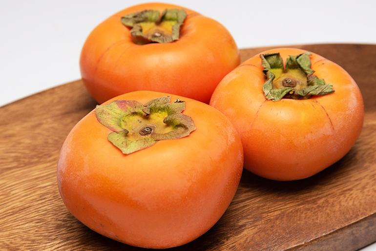 トロ~リ濃厚な種無し柿