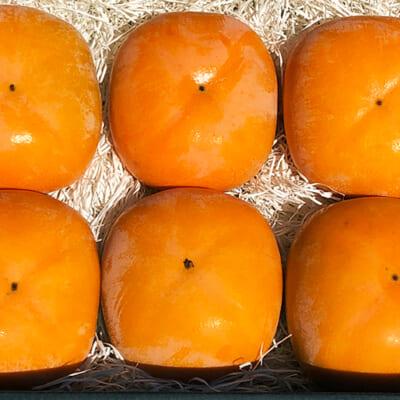 鮮やかなオレンジ色がとっても美味しそう