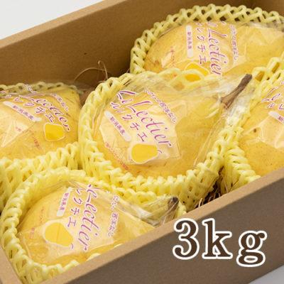 【贈答用】ル・レクチェ 3kg(5~8玉)