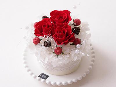 3.デコレーションケーキ