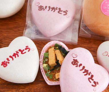 最中(もなか)味噌汁セット