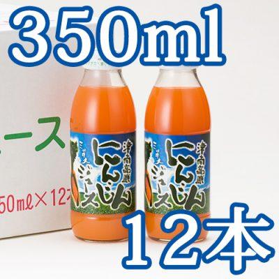 津南高原にんじんミックスジュース 350ml×12本入