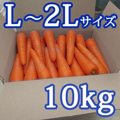 雪熟成にんじん(L~2Lサイズ)10kg