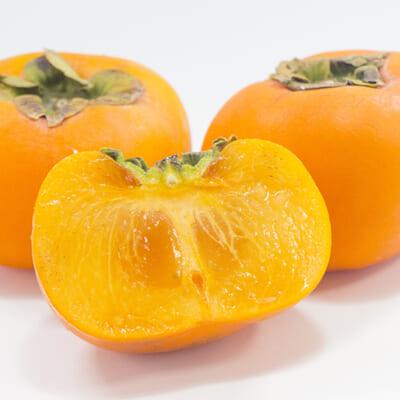 シャリシャリ美味しい甘~い柿