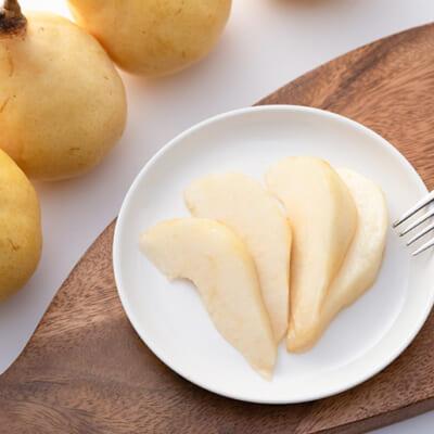 マンゴーや柔らかな桃に近い食感。芳醇な香りもたまらない!