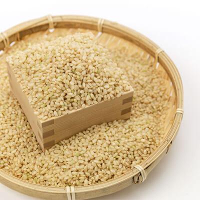 栄養満点の玄米はキレイの味方!