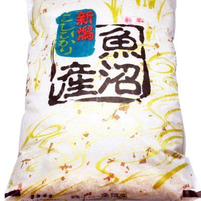 30年度米 南魚沼 宇津野産コシヒカリ