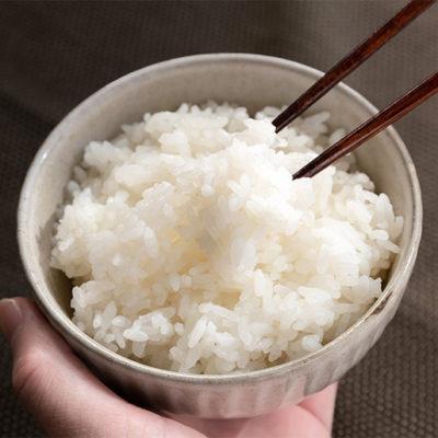 美味しさそのまま。粒が小さめでお得な農家米もご用意