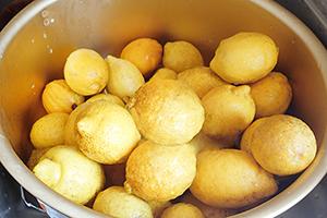 2.広島県産の無農薬レモン