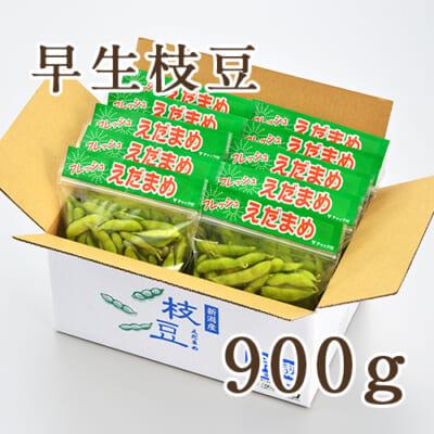 早生枝豆 900g