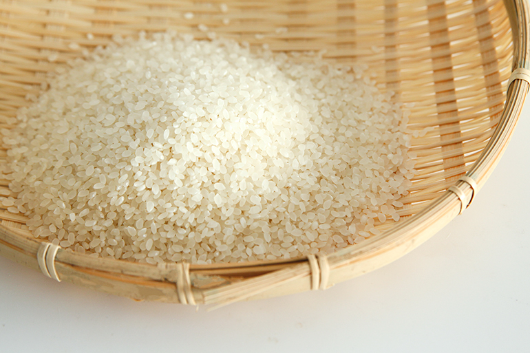 鮮度を維持する「今ずり米」