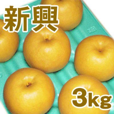 新興3kg(5~8個入り)