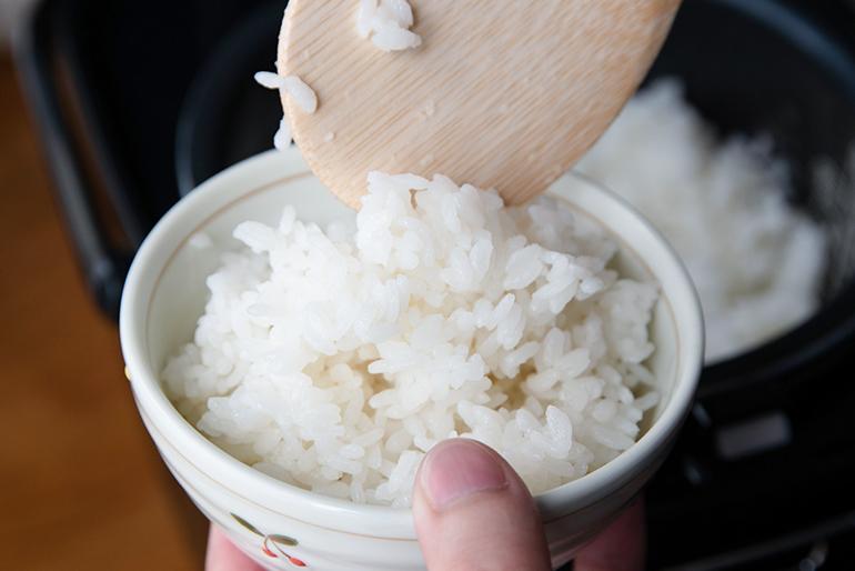 棚田にて栽培する特上のコシヒカリ「穂のひかり」