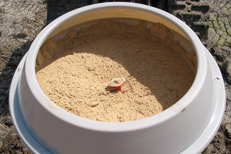美味しいお米は土作りから!