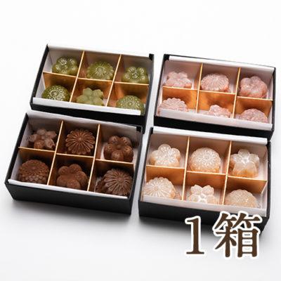 ショコラ羊羹 12粒入り 1箱