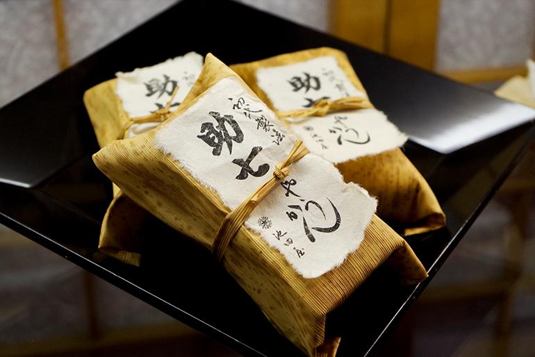 和菓子の本質を追求する「片貝羊羹」