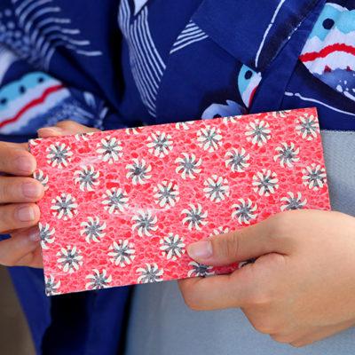伝統文様 マルチケース・カードケース
