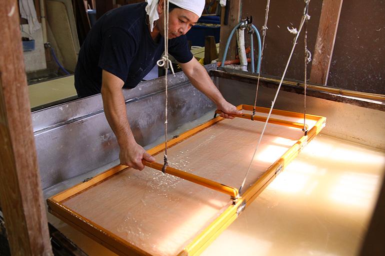 雪国で受け継がれる伝統的な製法